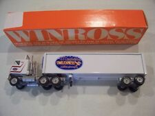 H F CAMPBELL & SON CAMEL EXPRESS TRACTOR TRAILER DIECAST WINROSS TRUCK