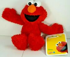 SESAME STREET Jim Henson Classic ELMO Plush 6 inch Soft Toy Cbeebies Furchester