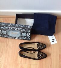 Prada Jewel Embellished Shoes Flats