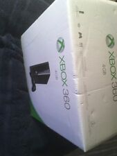Brand New Microsoft Xbox 360 E 4 GB Black Mod 1538 Console New Factory Sealed