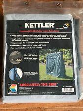 KETTLER HEAVY DUTY WEATHERPROOF INDOOR/OUTDOOR TABLE TENNIS COVER PING PONG