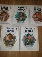 More details for doctor who the complete history 65-70 (not read)
