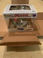 FUNKO POP! Disney Pixar UP! Carl and Ellie *NYCC Exclusive* In Hand MINT!!!