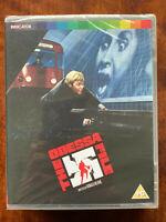 The Odessa File Blu-Ray 1974 Frederick Forsythe Classique Voyant Limitée Ed Bnib