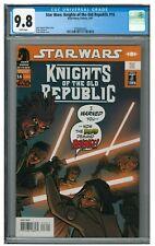 Star Wars: Knights of the Old Republic #16 (2007) Dark Horse CGC 9.8 HH304