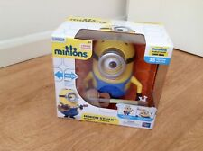 Despicable Me Minions STUART talking toy figure Interacts with guitar