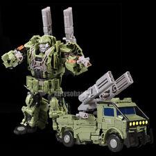 """Kid Gift Toy Robot Movie 5 The Last Knight Vorage Hound 7"""" Action Figure Truck"""