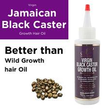 Jamaican Black Caster Growth Hair Oil 4 oz - Better than Wild Growth Hair Oil