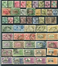 Postage Stamps India to 1936