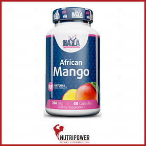 African Mango from Haya Labs: Increases Metabolism, *Short Dated 08/21*