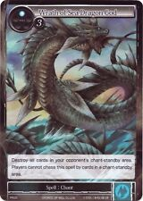 FOW FORCE OF WILL WRATH OF THE SEA DRAGON GOD PROMO CARD PR05
