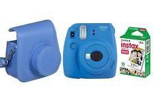 Fotocamera Istantanea FujiFilm Fuji Instax Mini 9 (+Custodia +Pellicola) BL