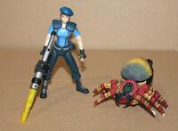 Resident evil Jill Valentine / Web Spinner Action Figure Figur Toy biz ToyBiz