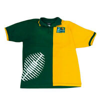 Wallabies World Cup 2003 Polo Shirt Men's Size Rugby Union