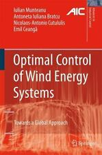 Optimal Control of Wind Energy Systems : Towards a Global Approach by...