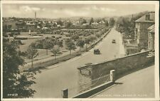 Bridge of Allan Memorial Park   Vintage Postcard   AG.873