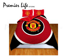 Manchester United FC Bullseye Double Duvet set quilt cover - New Edition