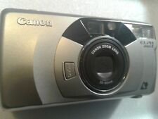 Canon ELPH 260Z 30-60 mm Point and Shoot Camera.  Silver and Black.
