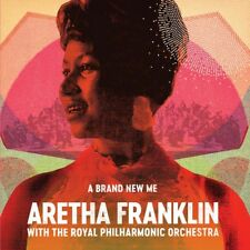 A Brand New Me by Royal Philharmonic Orchestra/Aretha Franklin (Vinyl, Nov-2017, Atlantic (Label))