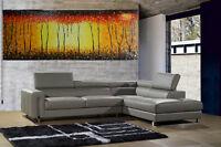 Huge original Art Painting By Jane AUSTRALIA  COA Landscape Fire  aboriginal