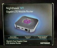 NETGEAR Nighthawk M1 Gigabit LTE Mobile Router MR1100