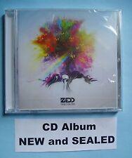 ZEDD - True Colors - CD ALBUM 2015 True Colours Zed - NEW  SEALED
