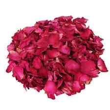 Dry Rose Petal Natural Real Flower Spa Bath Fragrant Products Wedding 50g/Bag