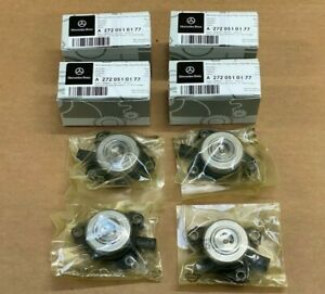 Mercedes Benz C E CL CLS G GL ML R S SL SLK Genuine Camshaft Adjuster Magnet Set