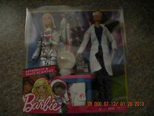 Barbie Astronaut & Space Scientist - You can be anything series