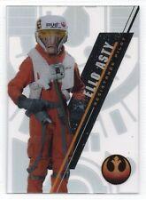 ELLO ASTY / Star Wars High Tek (2016) BASE Card SW-97 / FORM 2 PATTERN 4