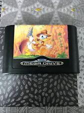 Quackshot, Sega Mega Drive 1/2 (PAL-FR) BE