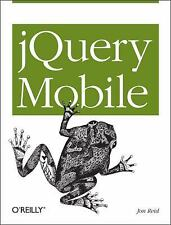 jQuery Mobile by Jon Reid Paperback Book