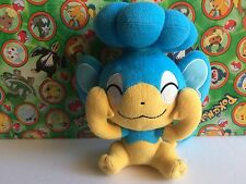"Pokemon Plush Panpour 11"" Big DX Banpresto 2011 UFO stuffed doll figure pansear"