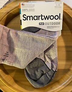 Smartwool PhD Outdoor Socks Large Unisex Crew-NWT
