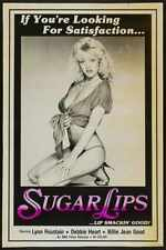 Sugar Lips Poster 01 A3 Box Canvas Print
