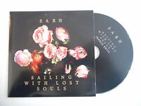 SARH : SAILING WITH LOST SOULS [ CD SINGLE ] ~ PORT GRATUIT !
