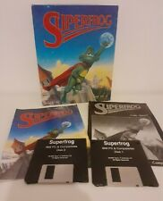 More details for superfrog a team 17 two floppy discs free p & p