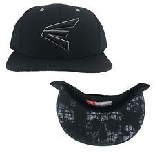 44a6af374e8 Easton Skull Hat by Richardson (R165) – Black Skull Brim LG XL