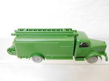 eso-5123IMU 1:87 Mercedes Spritzenwagen grün mit minimale Gebrauchsspuren