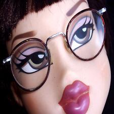 Rétro ancienne monture de lunettes métal et écaille vintage Voir photos ...