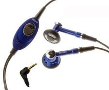 HEADSET OEM 2.5MM HANDS-FREE EARPHONES DUAL EARBUDS with MIC S3V for CELL PHONES