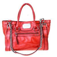 Auth DOLCE&GABBANA Miss Easy Way 2Way Chain Shoulder Hand Bag Coating 09EW072