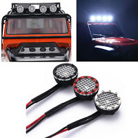 For Axial SCX10 III JEEP Wrangler TRX4 TRX6 RC Car Truck 1:10 Spotlights Light