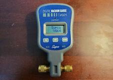 Supco VG64 Digital Vacuum Gauge Micron gauge
