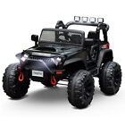 """48.4"""" Kids 12V Ride On Car Truck Remote Control Battery Electric Power Wheels"""