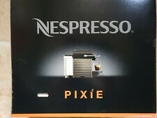 Nespresso C60 (Pixie) 1 Cup Espresso Machine Red,