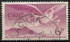 Ireland 1948-65 SG#142, 6d Magenta Air Used #D81894