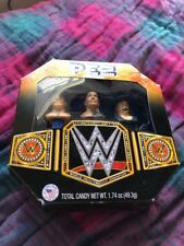 NEW PEZ Gift Set WWE Wrestling Cena Undertaker The Rock