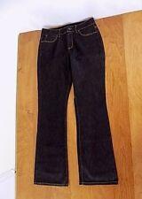 NEW Talbots Womens Jeans Dark Wash Curvy Boot Leg Size 6 / 28 NWOT Bootcut
