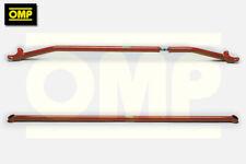 OMP FRONT & REAR UPPER STRUT BRACE FIAT STILO 1.6 16V